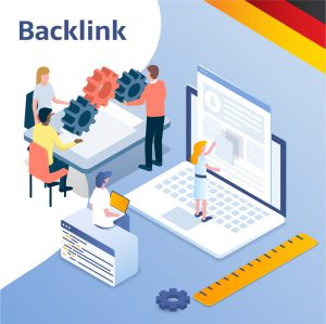 Linkpartner blog backlink Duits